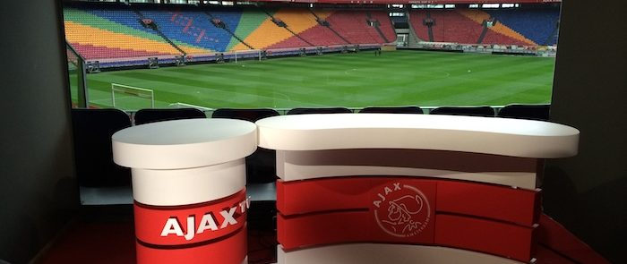 AjaxTV Decor PodiumWorks
