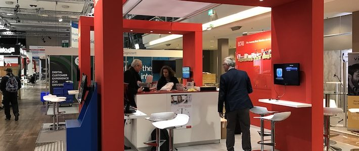 Oracle Berlijn Stand PodiumWorks