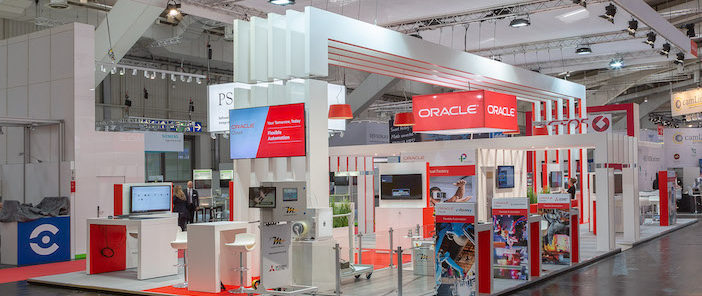 Oracle Hannover Messe PodiumWorks